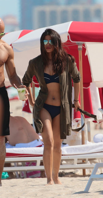 Priyanka Chopra Latest Bikini Pictures