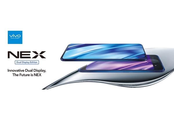 Vivo NEX Dual Display Edition announced, World's first dual-display smartphone with a rear triple camera
