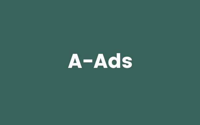 √ A-ads, Dapatkan Bitcoin Melalui Iklan (Bukti Pembayaran)