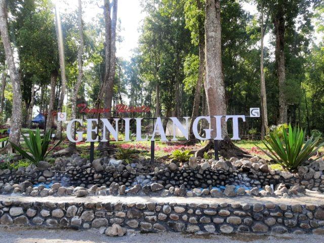 Taman Wisata Genilangit;10 Top Destinasi Wisata Magetan