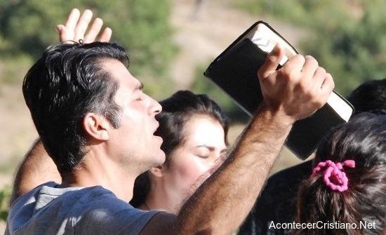 Cristianos en Irán