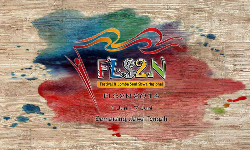 FLS2N 2014 - Semarang, Jawa Tengah