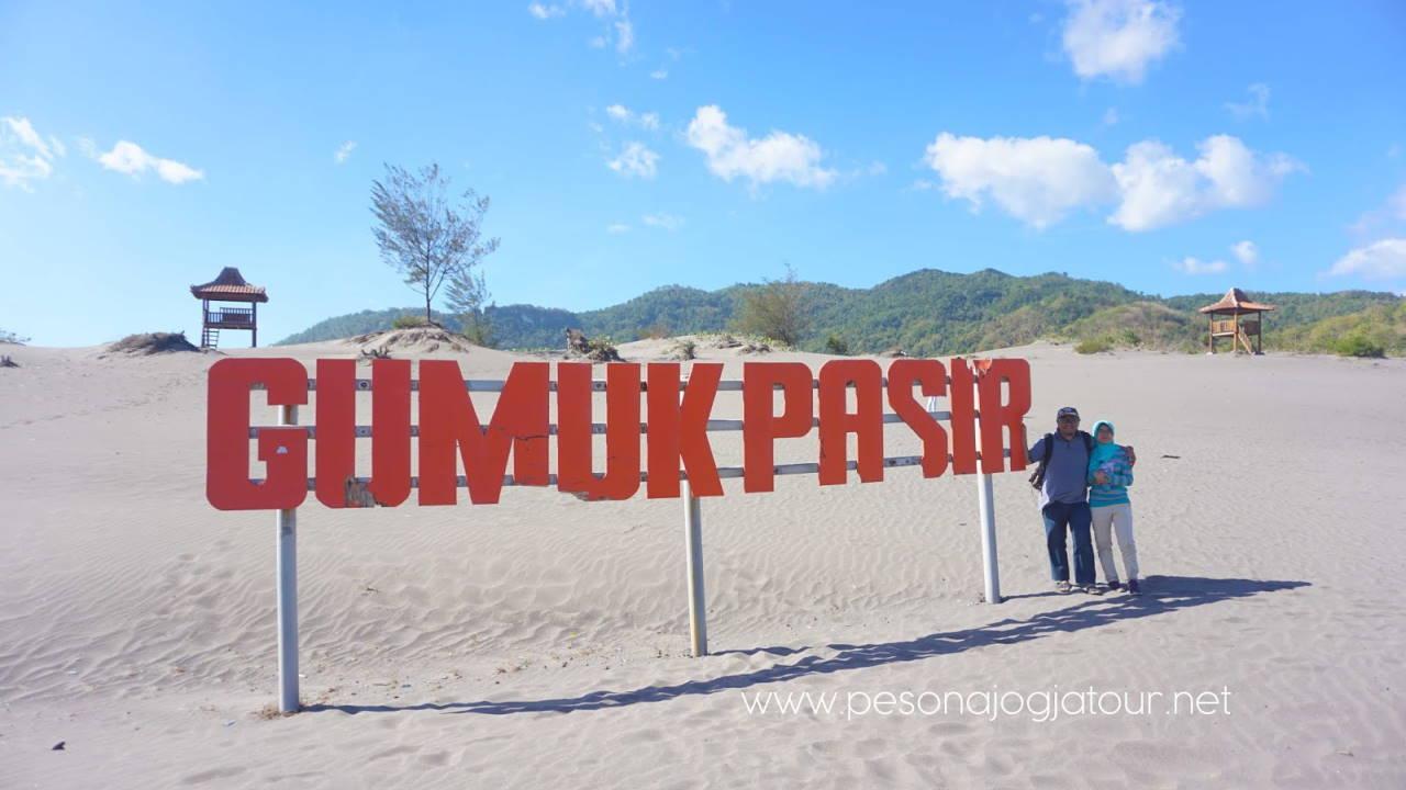 Gumuk Pasir Parangkusumo-Yogyakarta