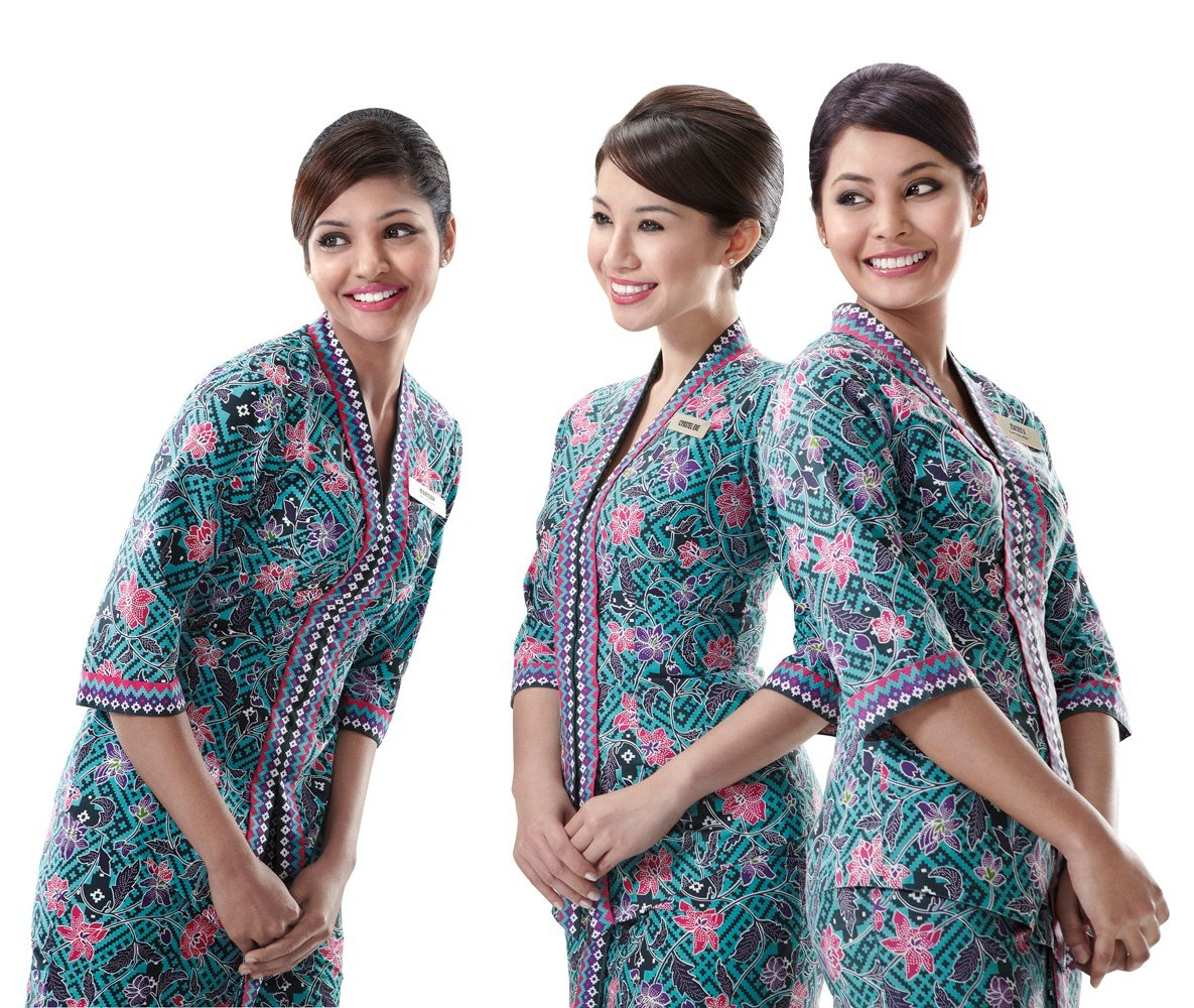 Airlines also design uniforms in line with their corporate image, noted Mr Loke.