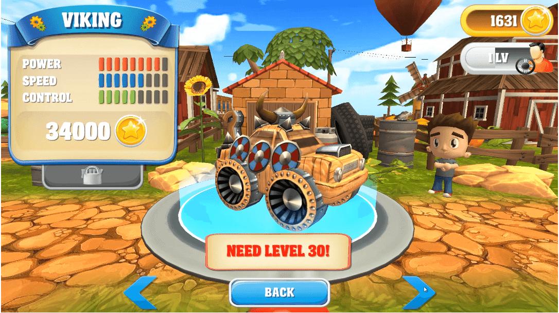تحميل لعبة Cartoon Hot Racer