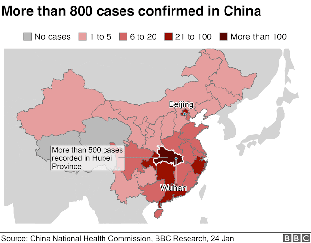 Coronavirus: China To Build New Hospital In 6 Days As Death Toll Rises