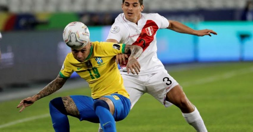 RESULTADOS PERÚ Vs. BRASIL: Selección peruana perdió (0-4)