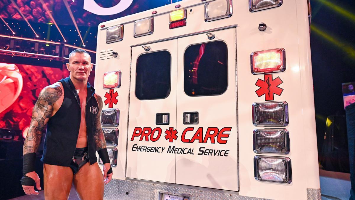 WWE ainda tem grandes planos para Randy Orton