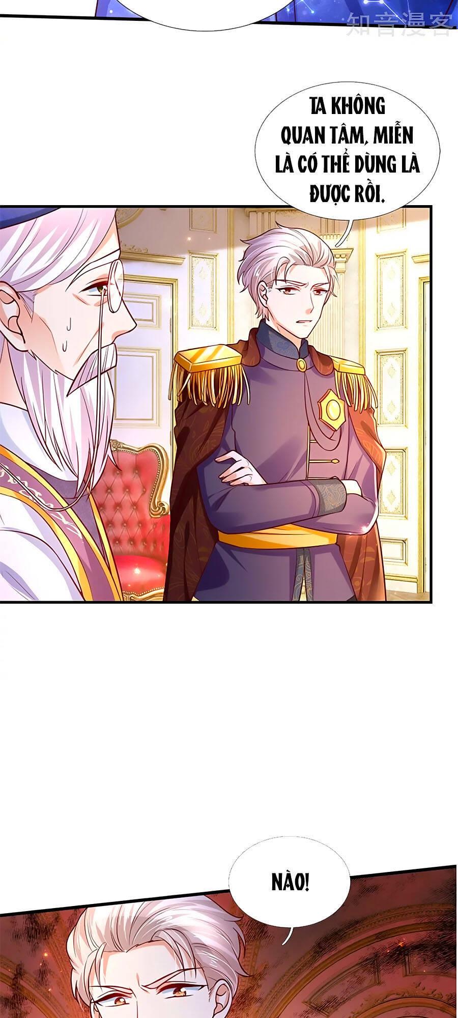 Bỗng Một Ngày Trở Thành Con Gái Nhà Vua Chapter 288 - upload bởi truyensieuhay.com