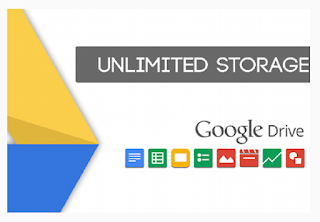Jual Akun Cloud Storage Unlimited Harga Murah
