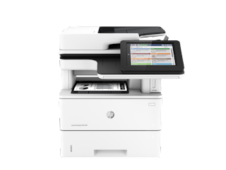 Download HP LaserJet MFP M527f drivers