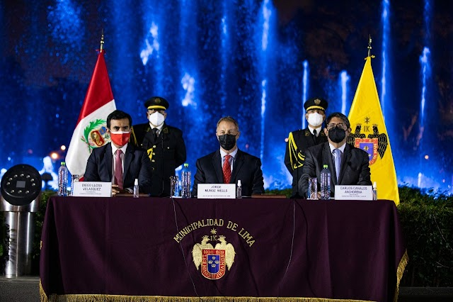 Lima recibe sello safe travels y reconocimiento como destino bioseguro