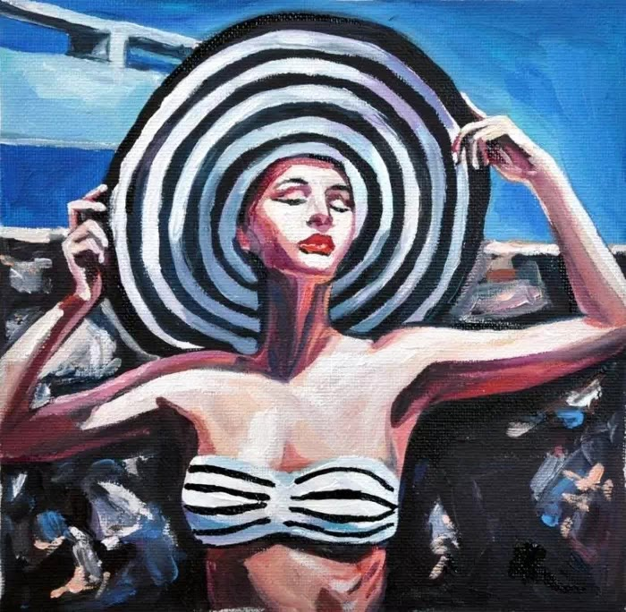 Мир искусства. Sasha Robinson 7