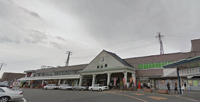 Matsuyama Station, Shikoku.
