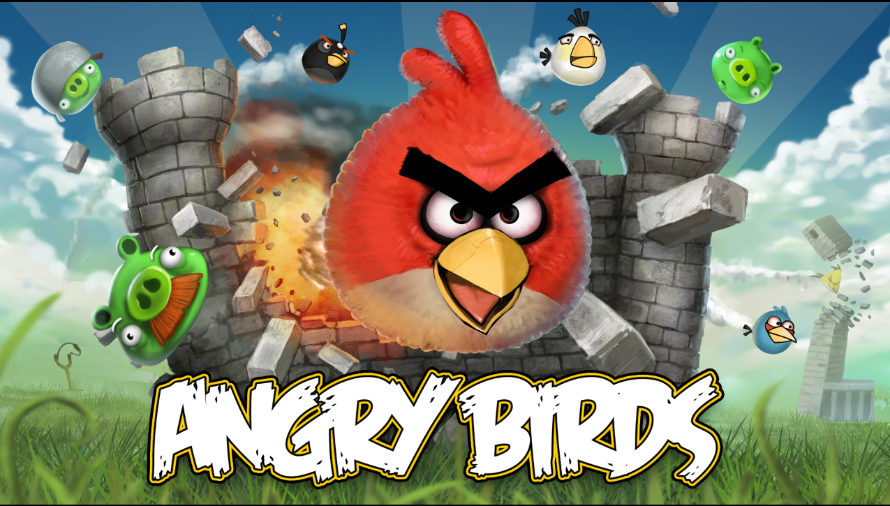 Enter The Geek Download Angry Birds For Pc