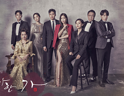 Top 21 Drama Korea Terbaik 2019, Korean Drama, Drama Korea, Korean Drama 2019, Review By Miss Banu, Blog Miss Banu Story, Drama Korea Graceful Family, Poster Drama Korea Graceful Family,