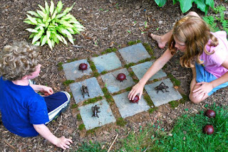 31 garden ideas for kids or children 23