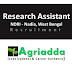 Research Assistant   National Dairy Research Institute-Nadia, West Bengal Recruitment 2020