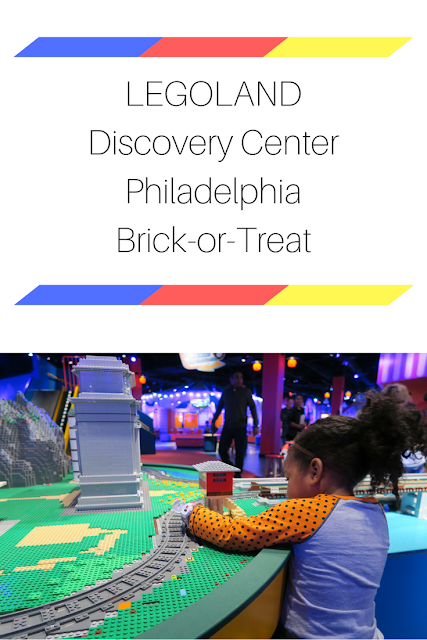 LEGOLAND Discovery Center Philadelphia Brick-or-Treat