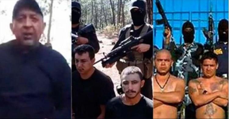 Resucitan nombres de viejos grupos criminales