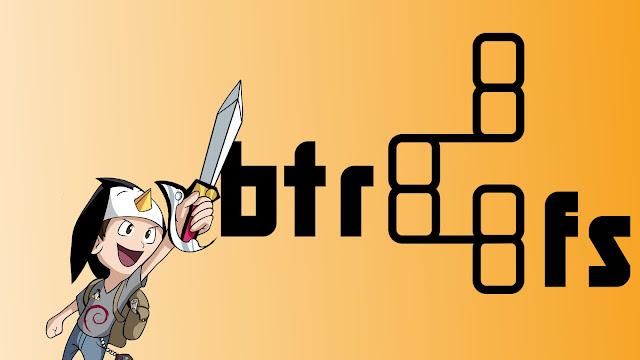 Lançadas as aulas de Btrfs no meu curso de migração para Linux :)