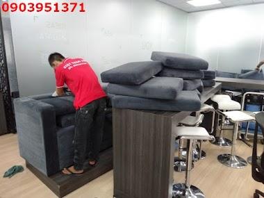 Dịch Vụ Giặt Ghế Sofa Tại Nhà Quận 5 Được Ưa Chuộng Nhất