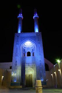 Mezquita Yazd