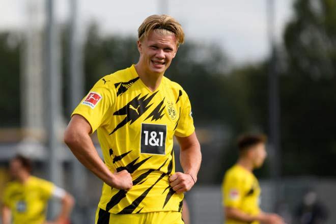 """Sancho - Haaland xuất trận, Dortmund vẫn bẽ mặt vì 2 """"trái đắng"""""""