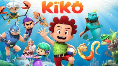 Animasi Kartun Kiko