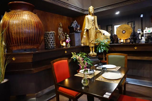 Restaurante ThaiZafra
