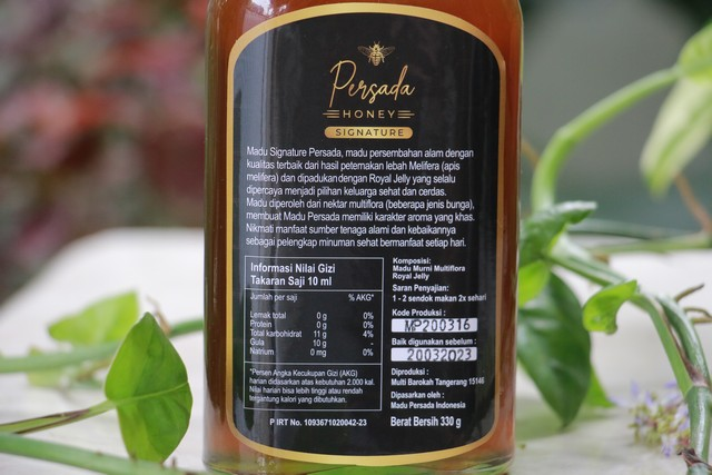 madu asli indonesia