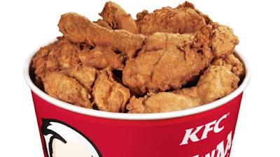 Apa yang Dilakukan Toko KFC dengan Ayam Sisa?