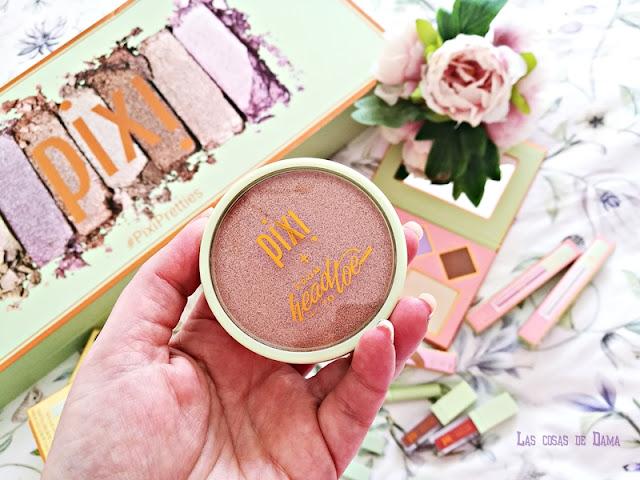 makeup #PixiPretties, la colección maquillaje Pixi Beauty gurús belleza glow