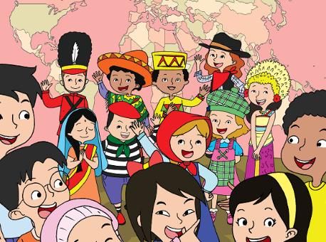 """Materi Kelas 6 SD/MI Bahasa Inggris """"Globalization Around Me"""""""