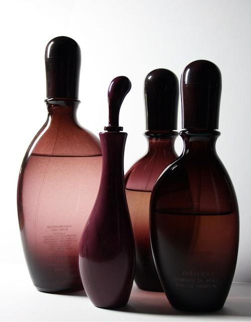 Perfume, Feminité du Bois, Shiseido