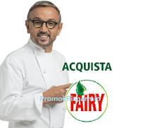 Logo Concorso ''Fairy vinci un soggiorno Gurmet -seconda edizione''