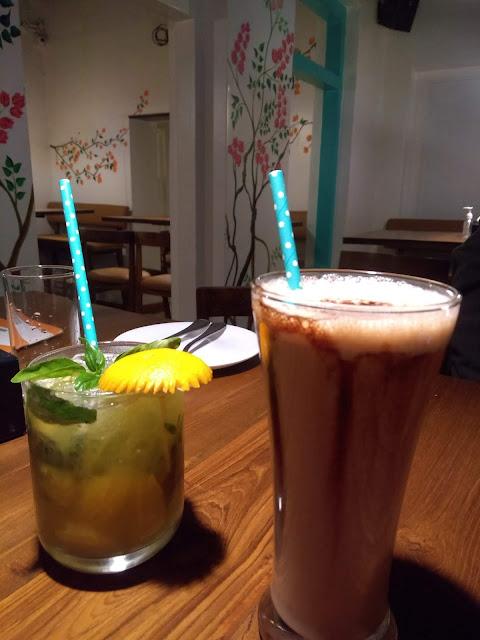 Karlo Cafe, Pune, Mocktails