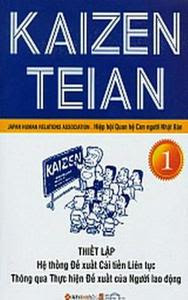 Kaizen Teian -Tập 1 - Nhiều Tác Giả