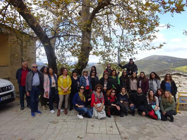 """Στα Άνω Δολιανά η  """"Ελληνική Παράδοση"""" για την  17η γιορτή κάστανου"""