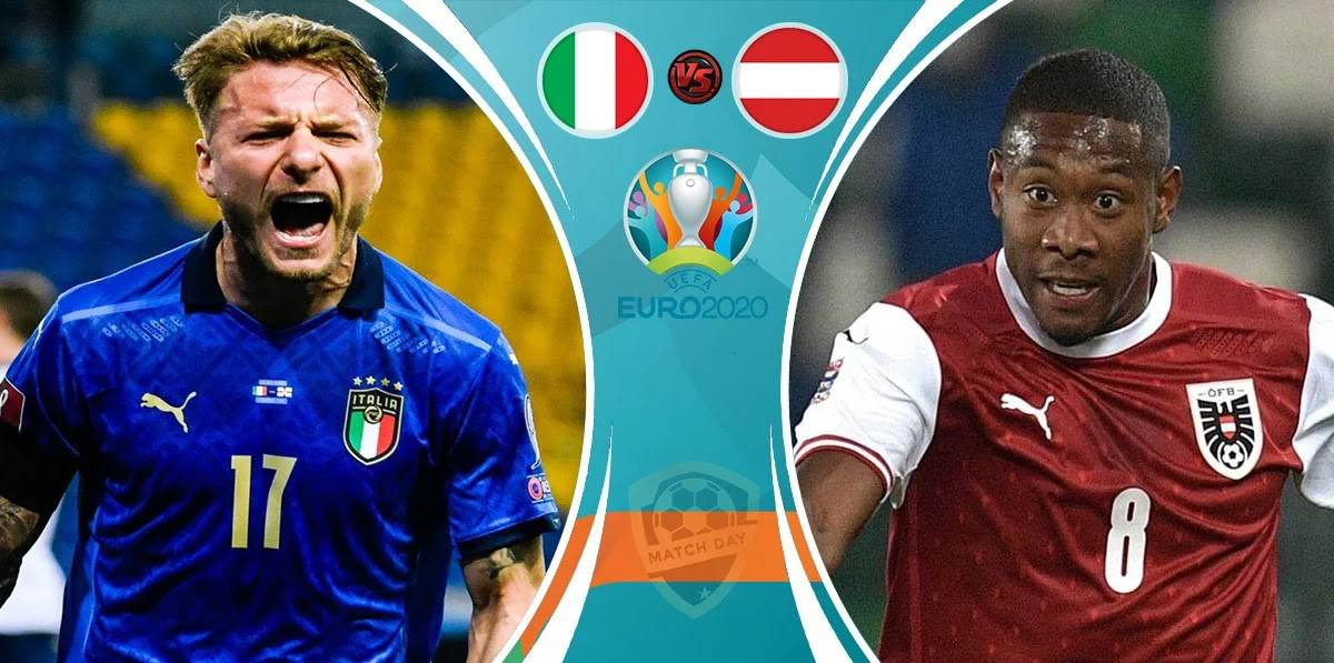 Italy vs Austria Prediction and Match Preview