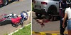 Mulher morre em acidente no trevo de Pirenópolis