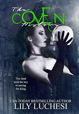 Front cover of The Coven History by Lily Luchesi