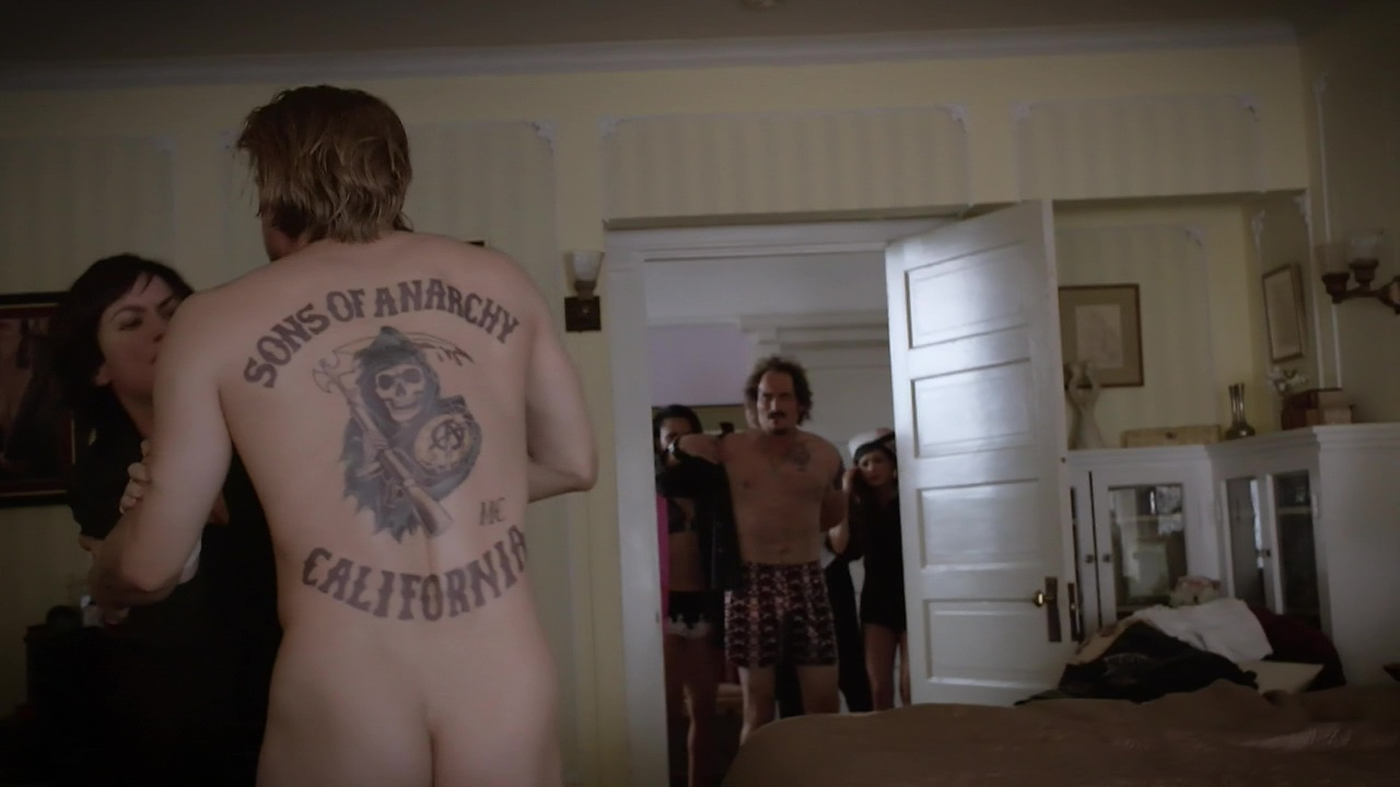 Sons Of Anarchy Nude