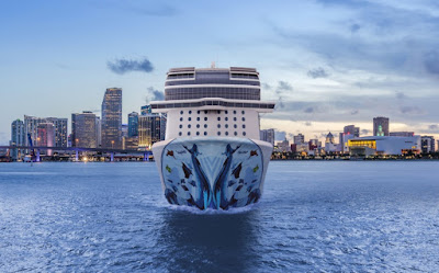 Norwegian Cruise Line's Norwegian Bliss to Relocate to Florida for the Winter.