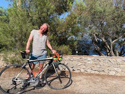 road bike rental in lecce castro apulia