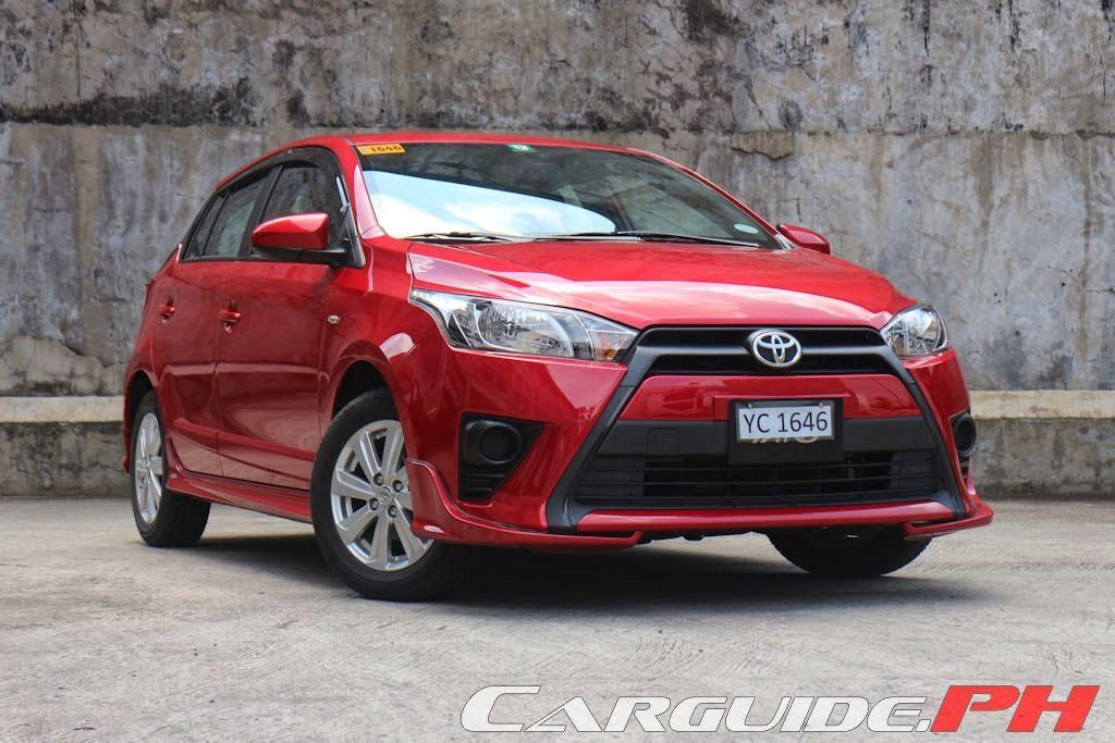 Review 2017 Toyota Yaris 1 3 E
