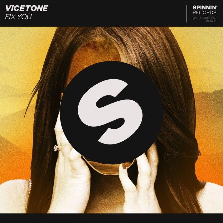 Vicetone Fix You Chords Lyrics Kunci Gitar
