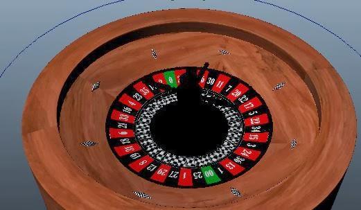 Fast 5 roulette scene
