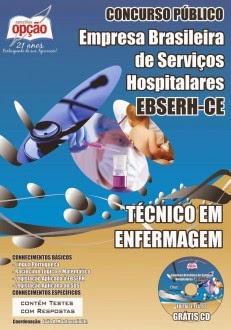 Apostila Ebserh Ceará - FORTALEZA