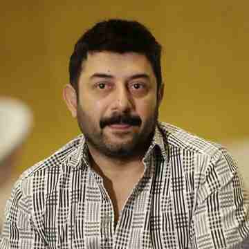 Arvind Swami Image